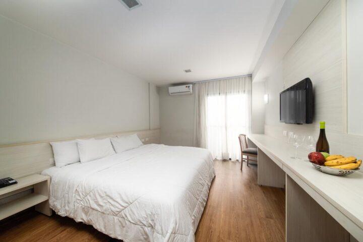 Rede Andrade Vernon - Hotel Barato em Curitiba